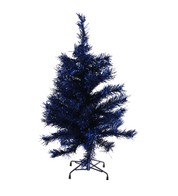 SLIMLINE PINE TREE - INDIGO - Blue