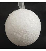 SNOWBALLS - White