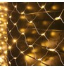 Commercial Grade Net Lights - Warm White on White Cable Warm White on White Cable