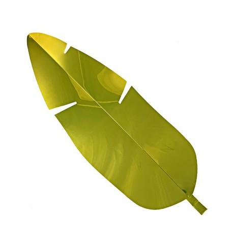 Gold Display Banana Leaf Gold