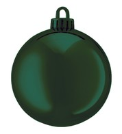 CLASSIC BAUBLES SHINY - FOREST GREEN (Coming Soon) - Forest Green