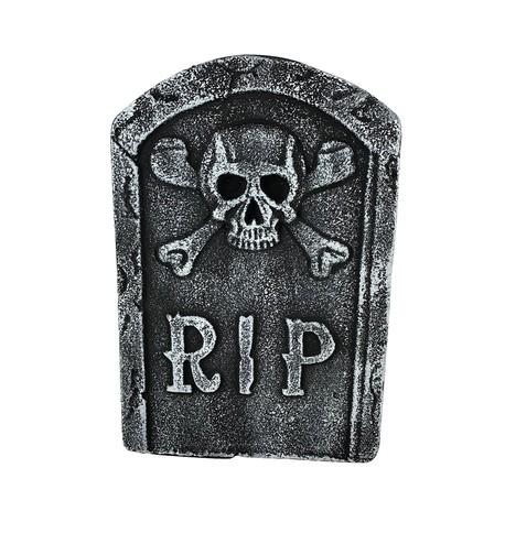 Gravestones - Skull and Crossbones Skull and Crossbones