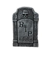 Gravestones - Skull and Diagonal RIP - Skull and Diagonal R.I.P