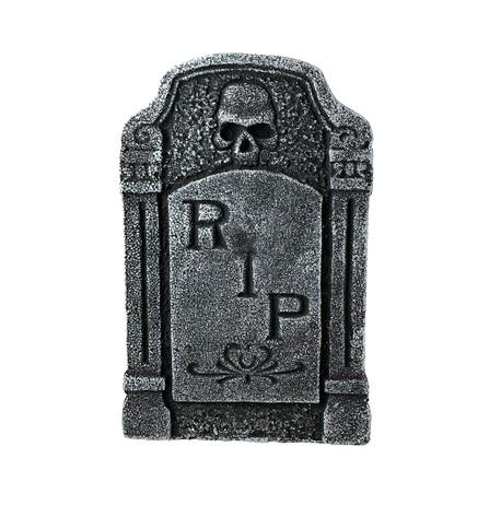 Gravestones - Skull and Diagonal RIP Skull and Diagonal R.I.P
