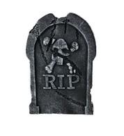 Gravestones - Scratched Skull and Crossbones - Scratched Skull and Crossbones