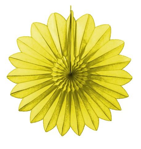 Daisy Fan - Yellow Yellow