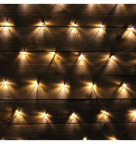 Multi-function Net Lights - Warm White Warm White