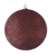 GLITTER DISCS - MULBERRY - Mulberry