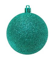CLASSIC BAUBLES GLITTER - SEA FOAM GREEN - Green