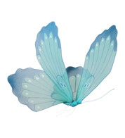 NET BUTTERFLY - TURQUOISE - Blue