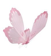 NET BUTTERFLY - PINK - Pink