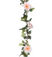 ROSE GARLAND - PINK - Pink