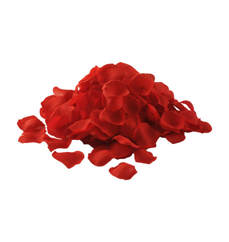 ROSE PETALS - RED Red