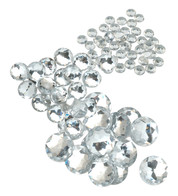 ROUND DIAMONDS - Silver
