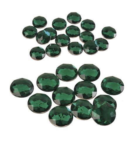 ROUND EMERALDS Emerald