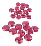 ROUND PINK TOPAZ - Pink