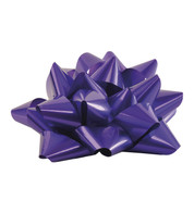 GIANT PARCEL BOW - PURPLE - Purple