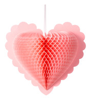 PAPER HEART - PINK - Pink