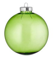 CLEAR BAUBLES - GREEN - Green