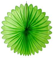 FLOWER FAN - GREEN - Green