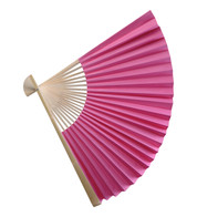 PAPER FAN - PINK - Pink
