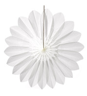 DAISY FAN - WHITE - White